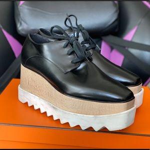 Stella McCartney elyse platform shoes